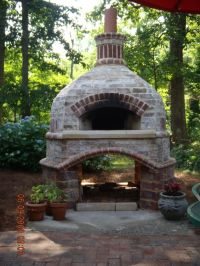 25+ Best Ideas about Brick Ovens on Pinterest | Brick oven ...