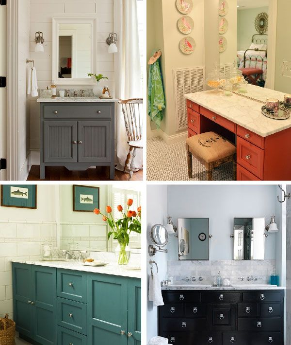 A Bathroom Remodel Painting the Vanity for a Custom Look  Home Improvement Blog  Home