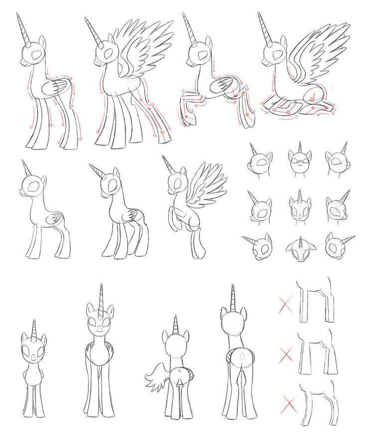Cats Reference Sheet 2 By Kibbitzer On Deviantart