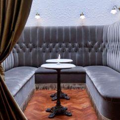 Kitchen Banquettes Best Ideas Cozy Up. Skylight Nook At Kettner's Restaurant + Champagne ...