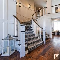25+ best ideas about Curved staircase on Pinterest | Grand ...