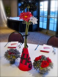 17 Best images about cheerleading banquet ideas on ...