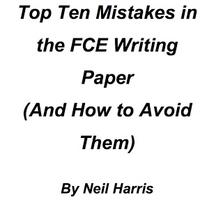 Avoiding Making Mistakes in Cambridge English: First Paper