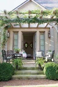 25+ Best Ideas about Front Porch Pergola on Pinterest ...