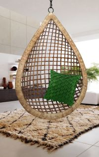 17 Best ideas about Wicker Swing on Pinterest