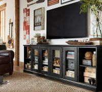 Printer's Long Low Media Suite | Pottery Barn Gotta find ...