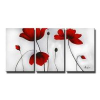 25+ best ideas about Red wall art on Pinterest | Red wall ...