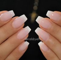 25+ best ideas about Short French Nails on Pinterest ...