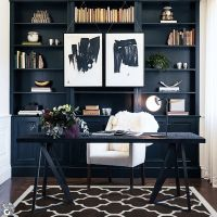 17 Best ideas about Masculine Office on Pinterest ...