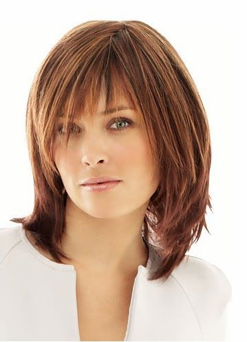 25 Best Ideas About Medium Short Hairstyles On Pinterest Medium