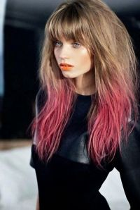 1000+ ideas about Two Toned Hair on Pinterest | Ombre ...