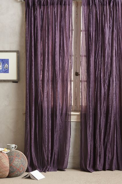 Best 25 Purple Curtains ideas on Pinterest  Purple