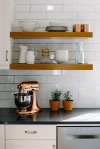25+ best ideas about Open Shelf Kitchen on Pinterest ...