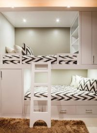 1000+ ideas about L Shaped Bunk Beds on Pinterest | Loft ...
