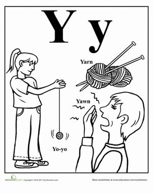 1000+ images about Homeschool: Letter Yy on Pinterest