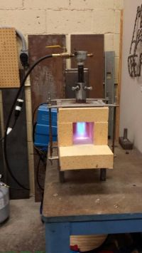 25+ best ideas about Homemade forge on Pinterest | Metal ...