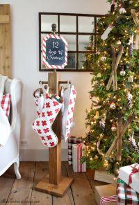 25+ unique Christmas stocking hangers ideas on Pinterest ...
