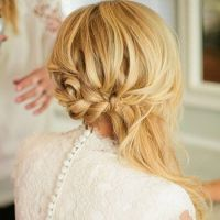 Best 20+ Side Ponytail Wedding ideas on Pinterest ...