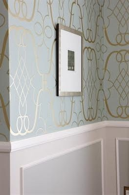 Download Wallpaper And Chair Rail  Limingme