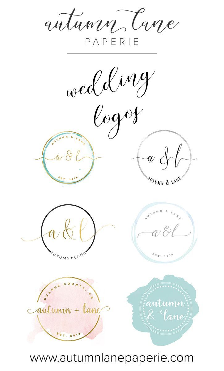 Image Result For Wedding Invitation Name Logo
