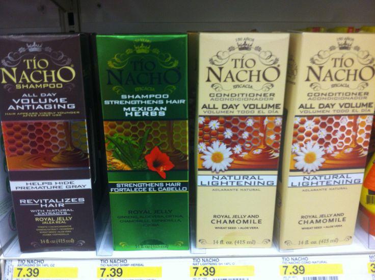Tio Nacho Shampoo Hair Pinterest Shampoos And Nachos