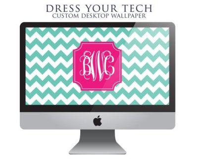 Chevron Desktop/Laptop Wallpaper - Customize the Color ...
