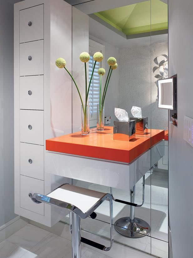 Chic Makeup Vanities And Dressing Tables For Her Rooms Hgtv