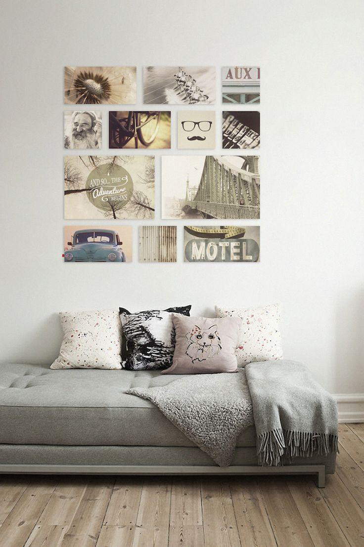 25 beste ideen over Wanddecoraties op Pinterest