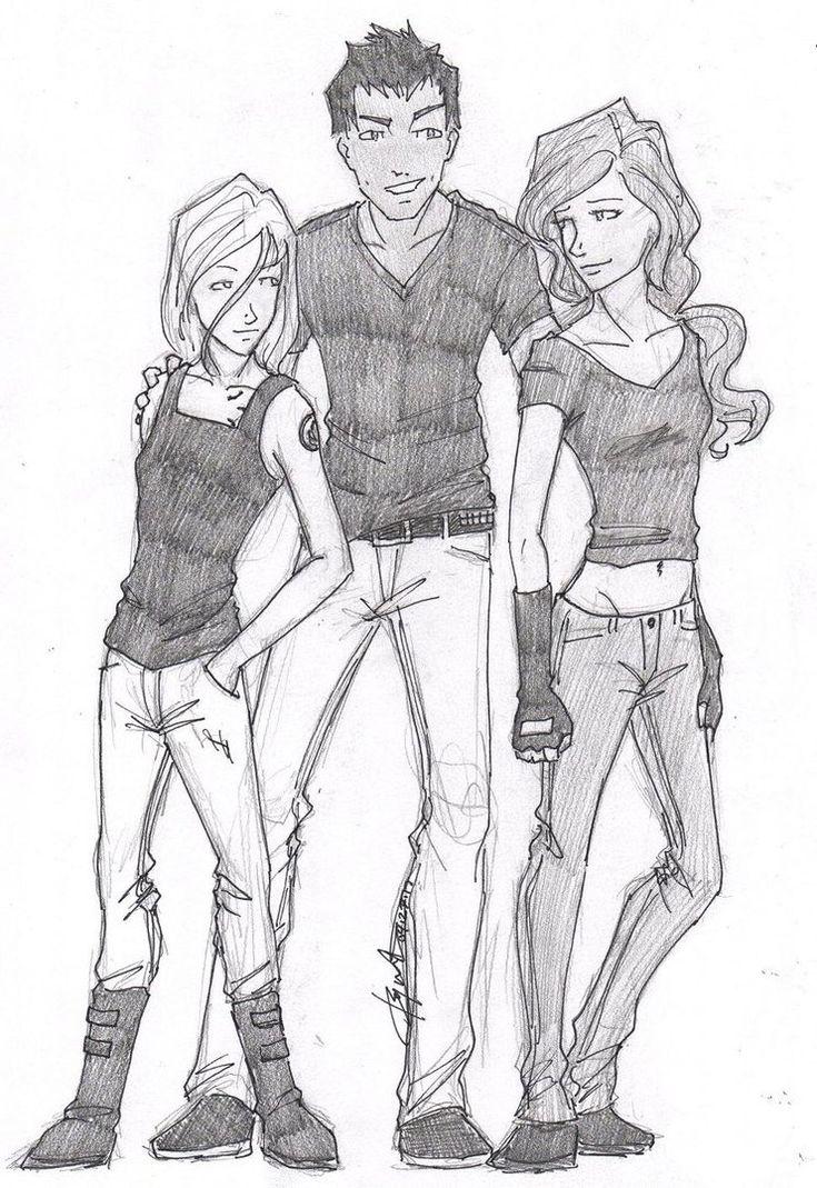 87 best Divergent fan art images on Pinterest