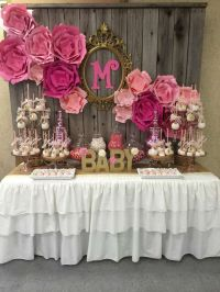25+ best ideas about Girl Baby Showers on Pinterest