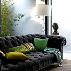 Chloe Velvet Tufted Sofa Living Room Furniture Collection Ellis Bed 17 Best Ideas About On Pinterest   ...
