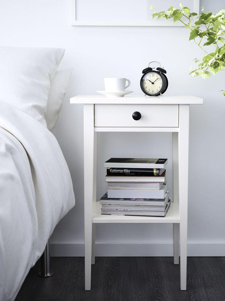 25 beste ideen over Ikea Slaapkamer Wit op Pinterest