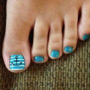 1000 ideas beach toe nails