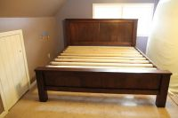 How to build Queen Bed Frame Plans PDF woodworking plans ...