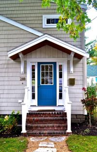 78 Best ideas about Metal Awning on Pinterest   Front door ...