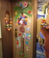 Pin by Sharon Asmus on Cruise ship door decorations ...