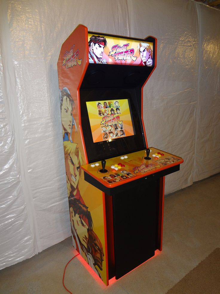 I Completed My Project I Posted A Pic And A Link To My Project Thread MAME Arcades