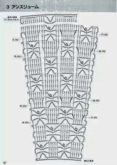 17 Best ideas about Crochet Stitches Chart on Pinterest