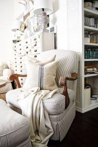 25+ best ideas about Ticking stripe on Pinterest | Striped ...