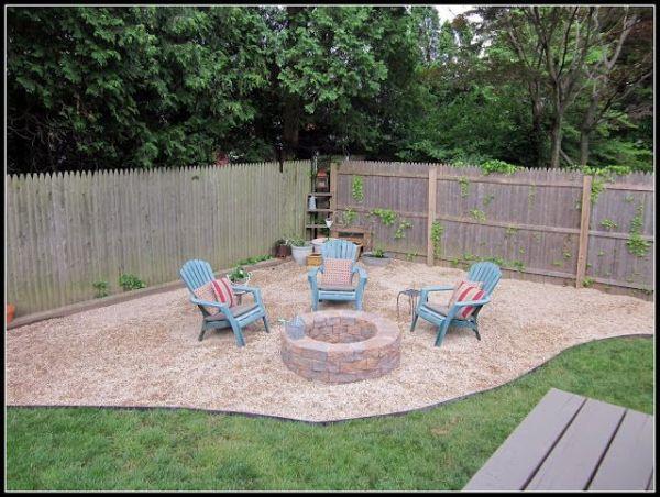 ideas backyard beach