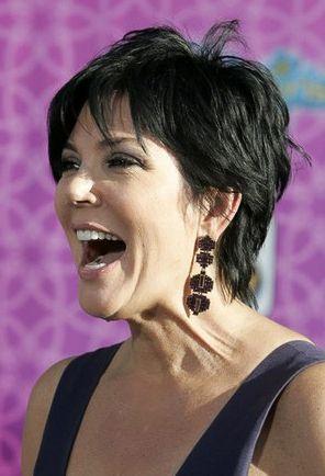 Kris Jenner Kris Jenner Hairstyles And Jenners On Pinterest