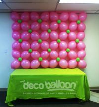 17 Best images about Balloon Wall on Pinterest | Balloon ...