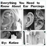 Information about your ear lobe, cartilage, and tragus ...