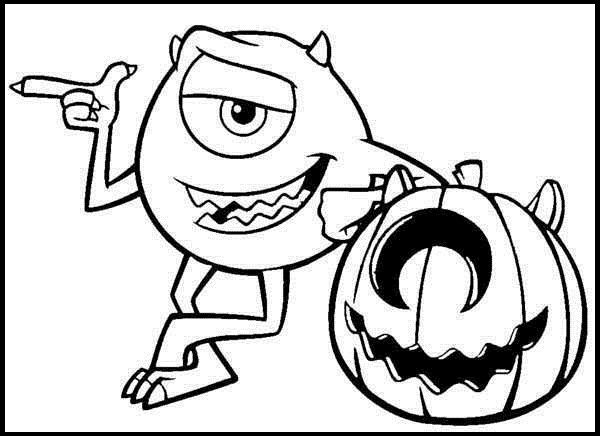 1000+ ideas about Halloween Coloring Pictures on Pinterest