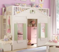 Cottage Loft Bed | Pottery Barn Kids | Ideas for H & M ...