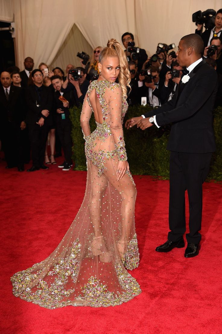 Beyonc Out Nakeds Everyone At The Met Gala News Met
