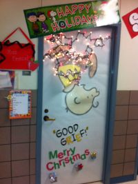25+ best ideas about Christmas Classroom Door on Pinterest ...