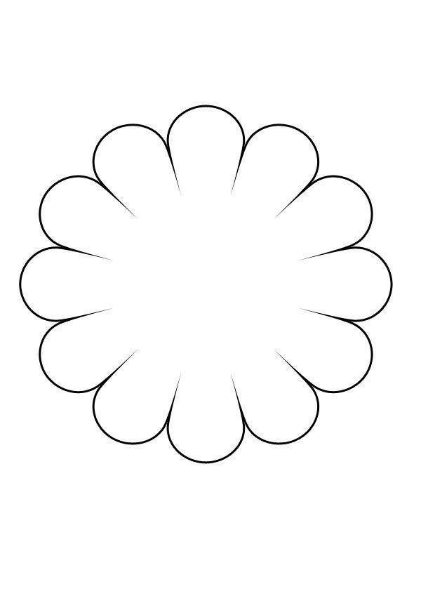 189 best images about Moldes p/flores on Pinterest
