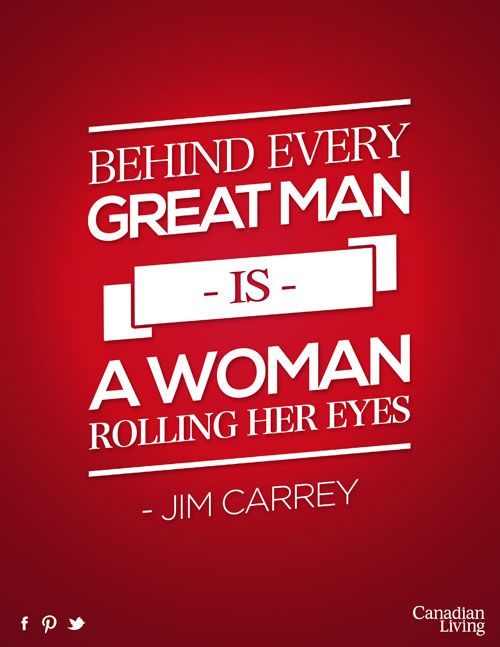 spanish inquisition venn diagram modad sewer system jim carrey: behind every great man is a woman rolling her eyes. #canadian #quotes | quotes ...
