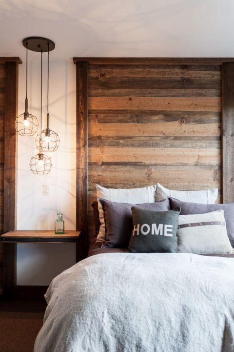 Best 25 Modern Rustic Bedrooms Ideas On Pinterest Dark